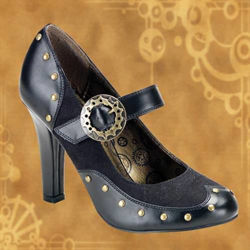 Picture of Steampunk Tesla Mary Jane