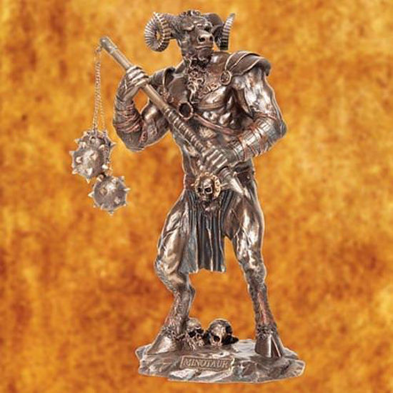 Picture of Minotaur Warrior w/ Triple Mace