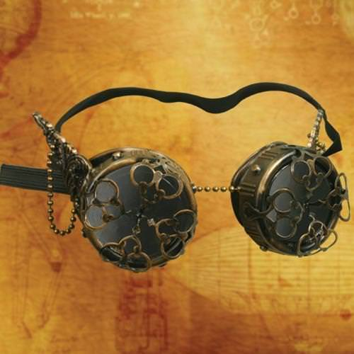 Picture of Valkyrie Steampunk Goggles