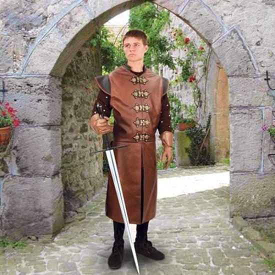 Picture of Traveler's Leather Tunic