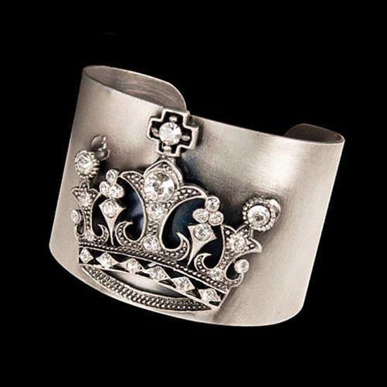 Picture of Crown Cuff Bracelet