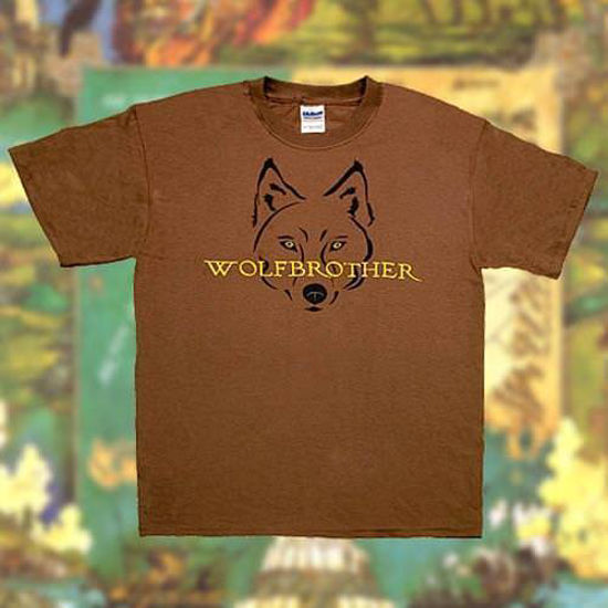 Picture of Wolfbrother Tee Shirt
