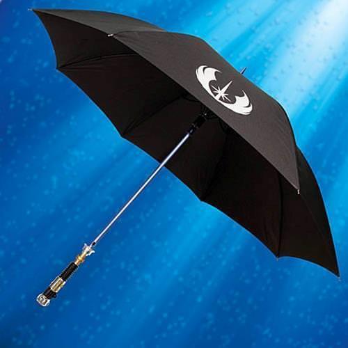 Picture of Obi-Wan Kenobi Lightsaber Umbrella
