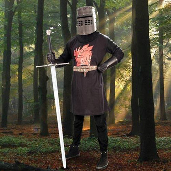 Picture of The Black Knight Costume