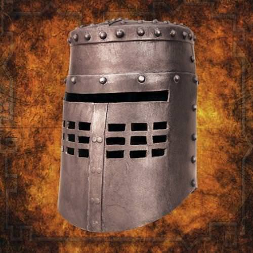 Picture of The Black Knight Helmet