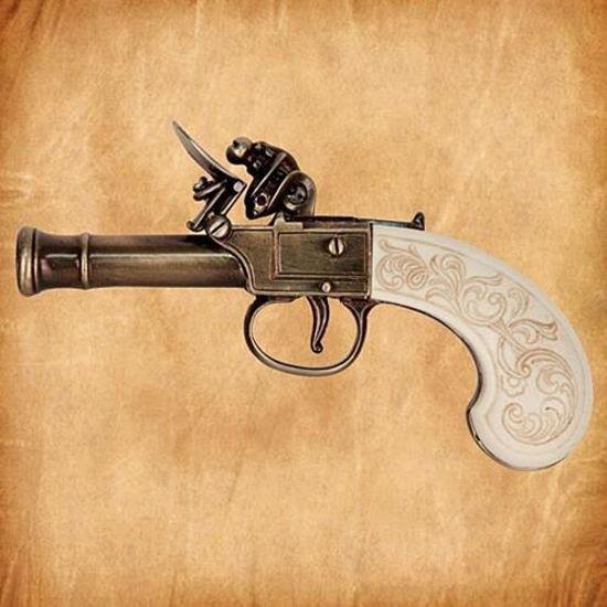 Milady's Flintlock Pistol