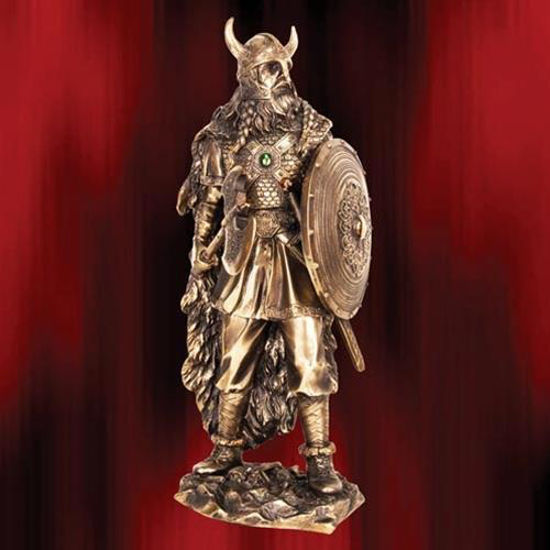 Picture of Leif Ericson Heroic Viking Statue