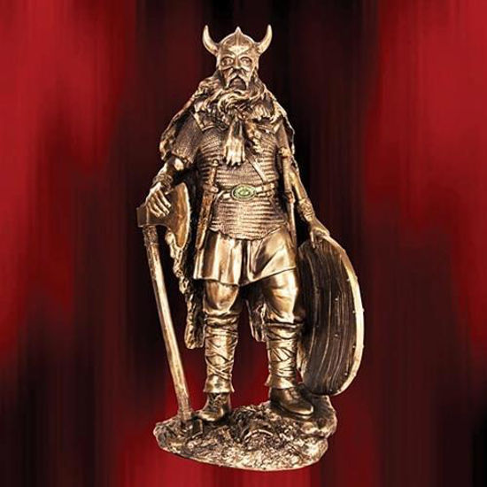 Picture of Erik the Red Heroic Viking Statue