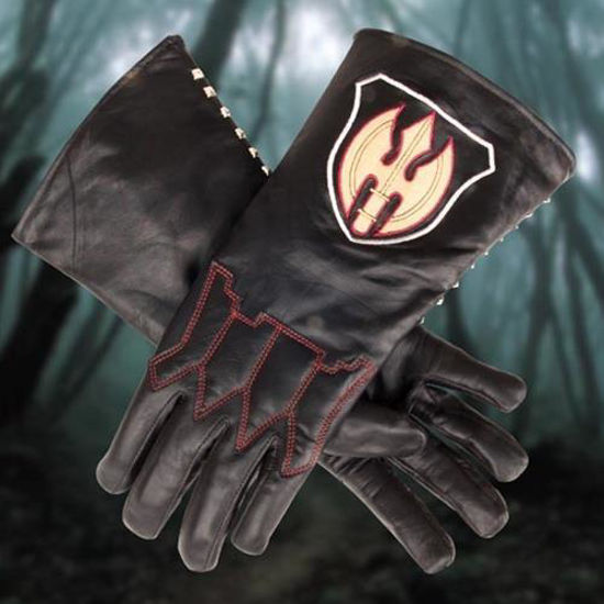 Picture of Hessian Horseman Leather Gloves