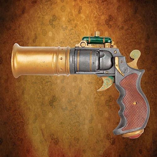 Picture of Webley Steampunk Pistol