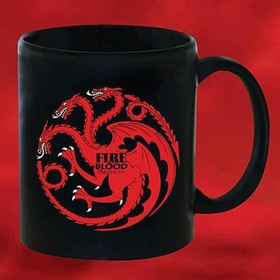 Picture of Game of Thrones Targaryen Sigil Mug
