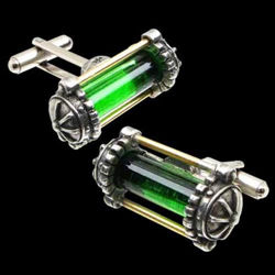 Picture of Miasmatic Reactor Core Cuff Links