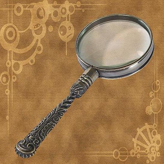 Picture of Rococo Bronze Magnifier