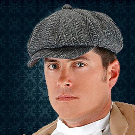 Picture of Steampunk Driver Herringbone Hat