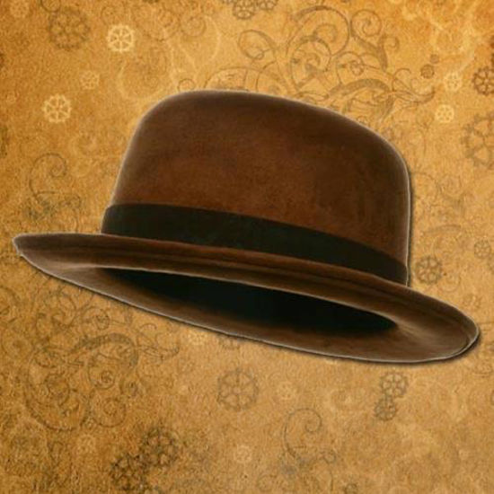 Picture of Brown Bowler Derby