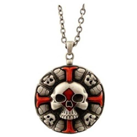 Picture of Skull Cross Necklace
