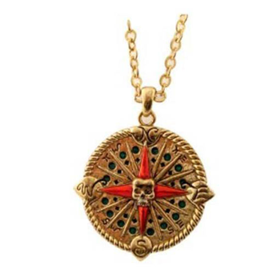 Picture of Skull Compass Pendant