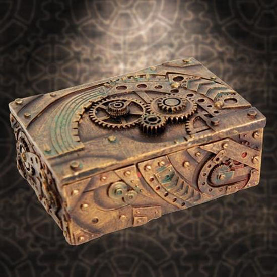 Picture of Steampunk Box