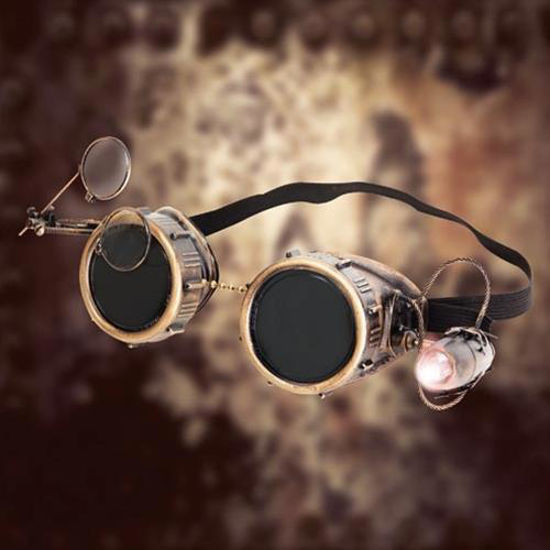 Picture of Magnificator Spelunker Brass Goggles