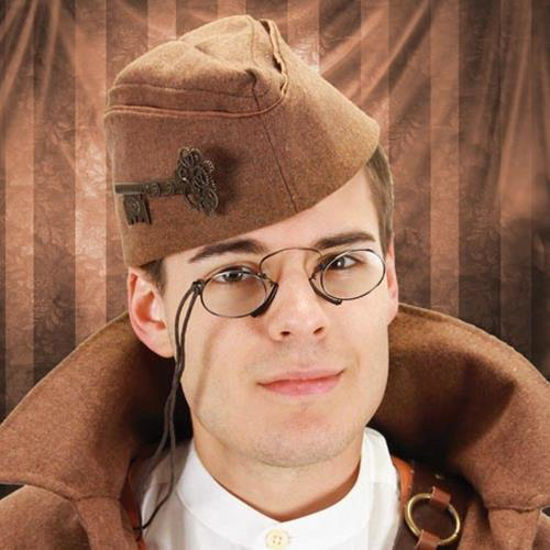 Picture of Steampunk Pince Nez Glasses