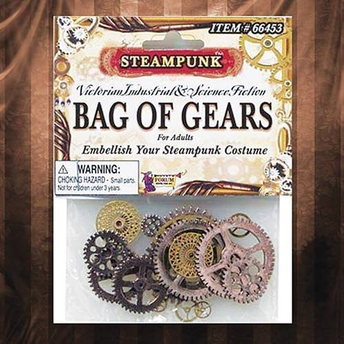 Picture of Bag of Steampunk Gears