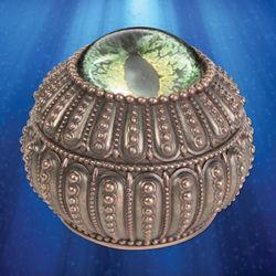 Picture of Sea Dragon Trinket Box