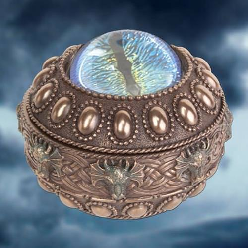 Picture of Sky Dragon Trinket Box