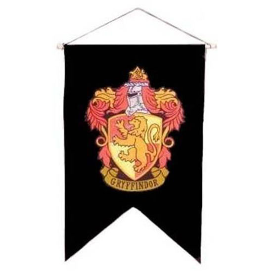 Picture of Hogwarts Gryffindor Banner