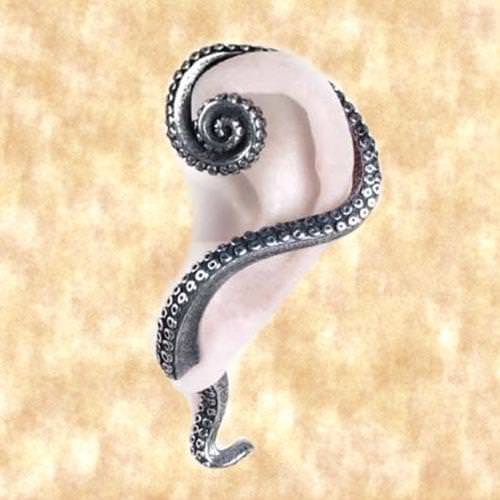 Picture of Tentacle Stud Ear Wrap
