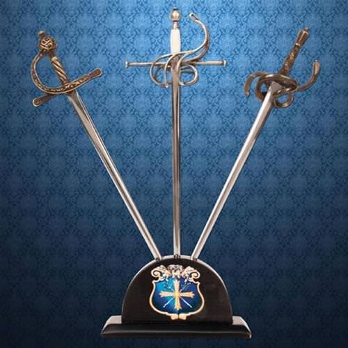 Picture of The Three Musketeers Letter Opener Set