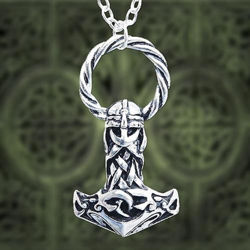 Picture of Thor's Hammer Pendant