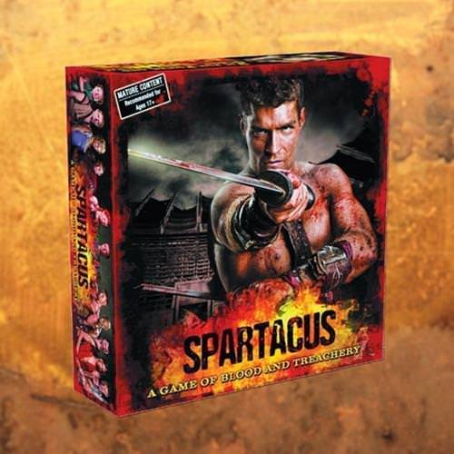 Picture of Spartacus: A Game of Blood and Treachery