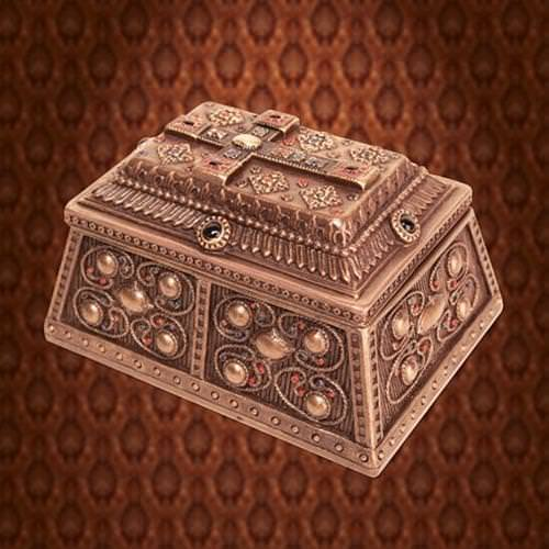 Picture of Crusader Trinket Box