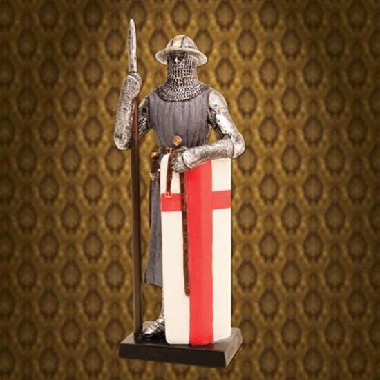 Picture of Crusader Man-At-Arms Statue