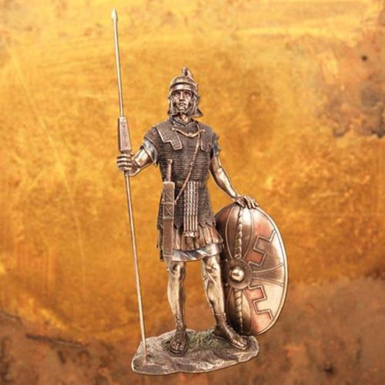 Picture of Roman Soldier Statue
