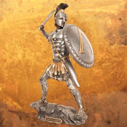 Picture of Spartan King Statue