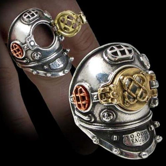 Picture of Captain Nemo Ring