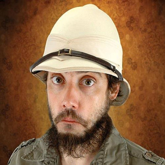 "Picture of Economy British ""Pith "" Helmet"
