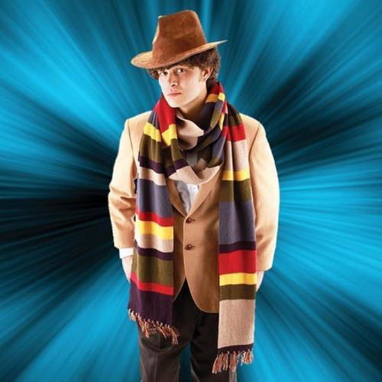 Picture of Doctor Who Fourth Doctor Deluxe 12' Scarf