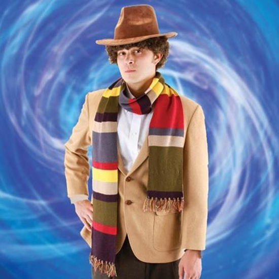 Picture of Doctor Who Fourth Doctor 6' Scarf