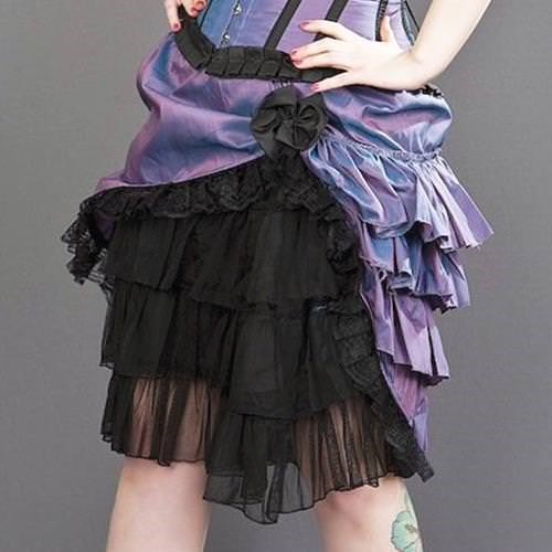 Picture of Diva Taffeta Skirt