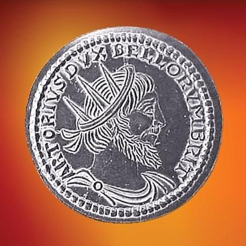 Picture of Arthurian Silver Siliqua