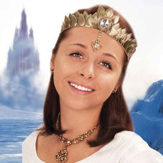 Picture of White Queen Crown