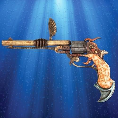 Picture of Captain Nemo Pistol w/ Stand