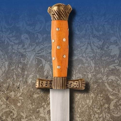 English Hunting Quillion Dagger