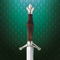Italian Arming Dagger - Fishtail Pommel