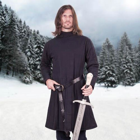 Picture of Jon Snow Night's Watch Gambeson
