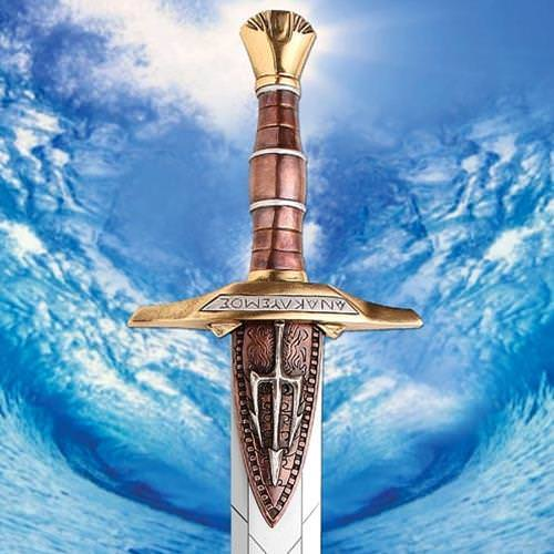 Picture of Riptide Percy Jackson Sword