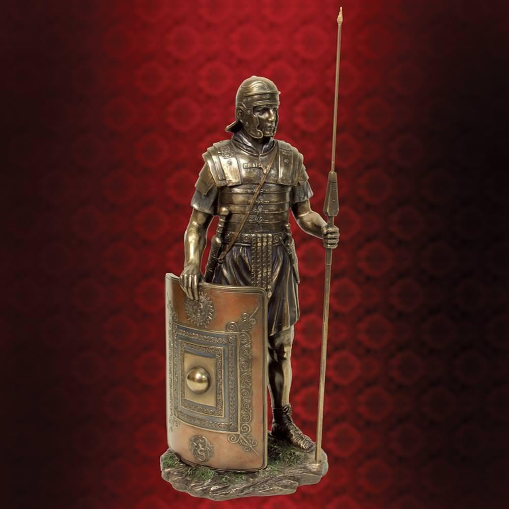 Picture of Roman Legionnaire Statue