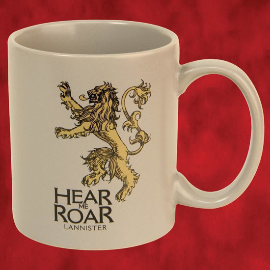 Picture of Game of Thrones Lannister Sigil Mug